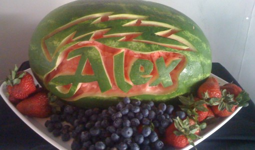 Alex Watermelon pic